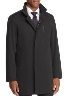 Sanyo Getaway Raincoat w/ Zip-Out Hood & Button-Out Warmer