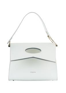 Sara Battaglia Virginia Leather Shoulder Bag