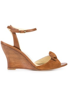 Sarah Flint wedge sandals - Brown