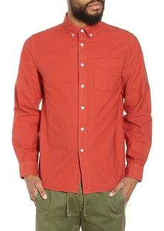 Saturdays NYC Crosby Oxford Woven Shirt