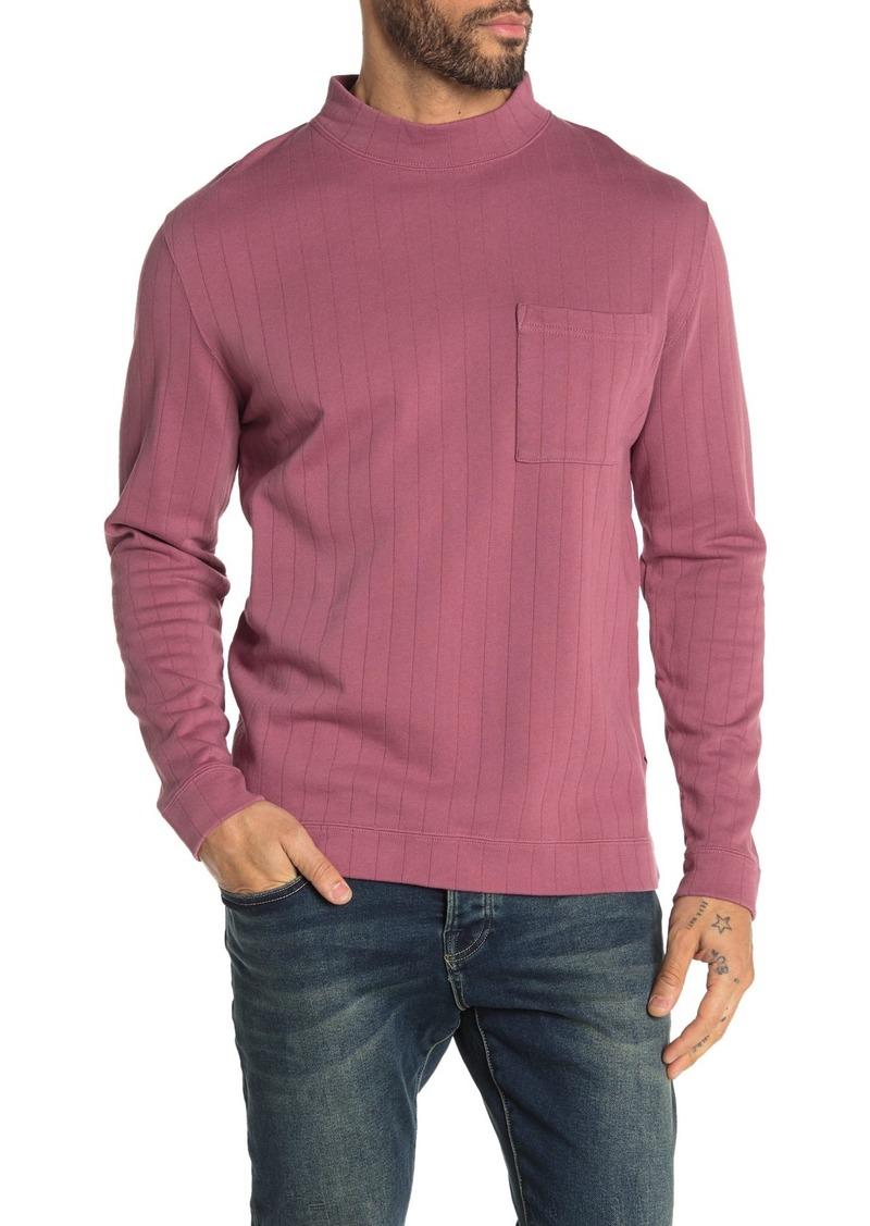Saturdays NYC Elijah Dobby Pullover Shirt