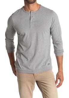 Saturdays NYC Mitch Knit Henley T-Shirt