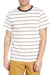 Saturdays NYC Randall Stripe Pocket T-Shirt