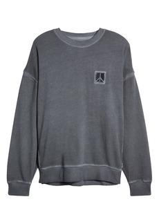 Saturdays NYC Ari Peace Men's Crewneck Sweatshirt