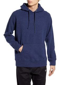 Saturdays NYC Ditch Wool Blend Hooded Sweatshirt
