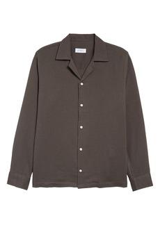 Saturdays NYC Marco Gauze Button-Up Shirt