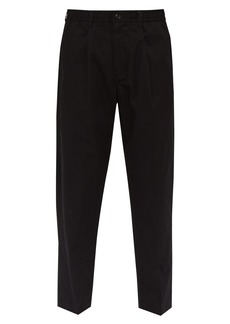 Saturdays NYC Varick water-repellent cotton trousers