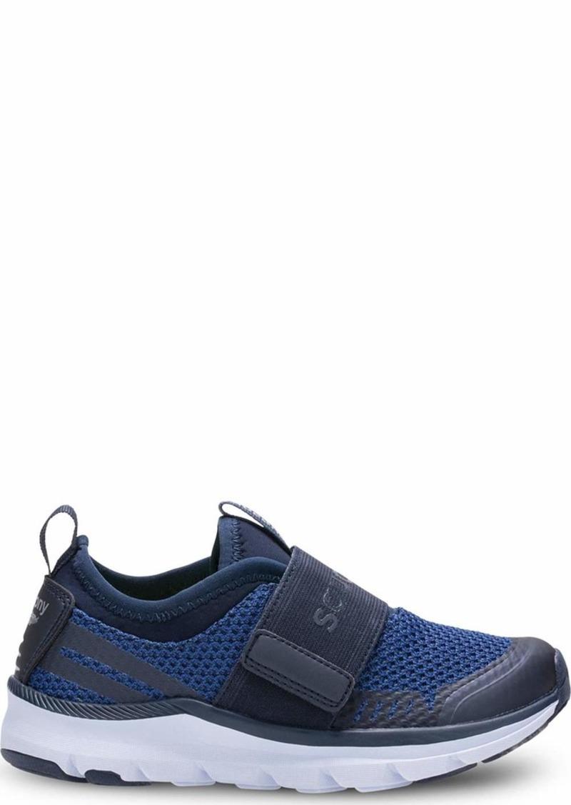 Saucony Boys' Liteform Stretch & Go A/C Sneaker  10.5 Medium US Little Kid