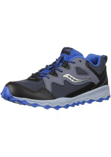 Saucony Boys' Peregrine Shield 2 Sneaker  12 Medium US Little Kid