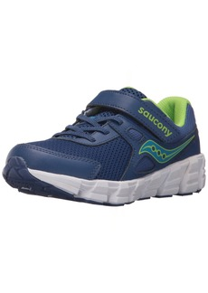 Saucony Boys' Vortex A/C Sneaker  5.5 Medium US Big Kid