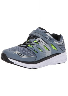 Saucony Boys' Zealot 2 A/C Running Shoe  11.5 Medium US Little Kid