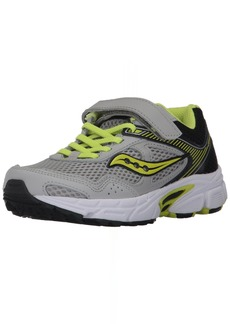 Saucony Cohesion 10 A/C Running Shoe (Little Kid/Big Kid)