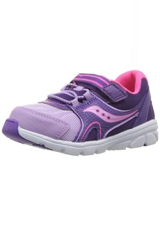 Saucony Girls' Baby Vortex Sneaker