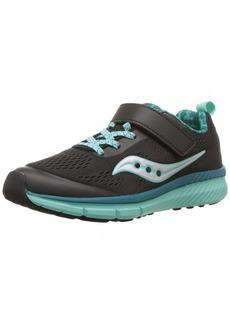 Saucony Girls' Ideal A/C Running Shoe  10.5 Medium US Little Kid