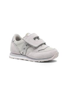 Saucony Jazz Hook & Loop Sneaker (Baby, Walker & Toddler)