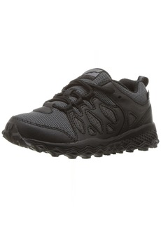 Saucony Kids' Peregrine Shield Sneaker black 11.5 Medium US Little Kid