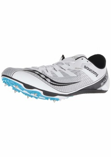 Saucony Men's Ballista 2 Track Shoe   Medium US