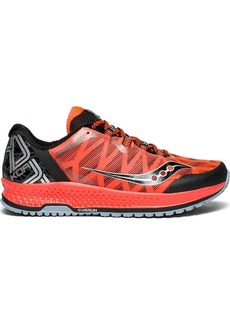 Saucony Men's KOA TR Sneaker viz red/Black  M US