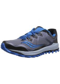 Saucony Men's Peregrine 8 Running Shoe  9.5 Medium US