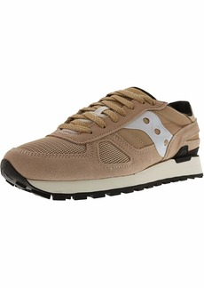 Saucony Men's Shadow Original Running Shoe tan/White  Medium US