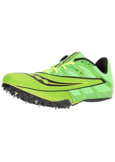 Saucony Men's Spitfire 4 Track and Field Shoe  12.5 Medium US