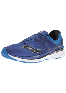 Saucony Men's Triumph ISO 3 Running Shoe Blue/Sil