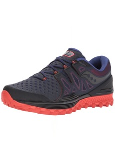 Saucony Men's Xodus ISO 2 Running Shoe  10.5 Medium US