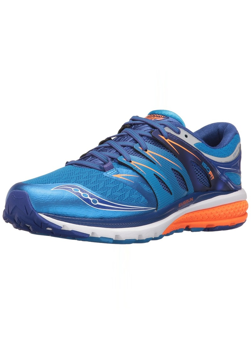 Saucony Men's Zealot iso 2 Running Shoe   M US