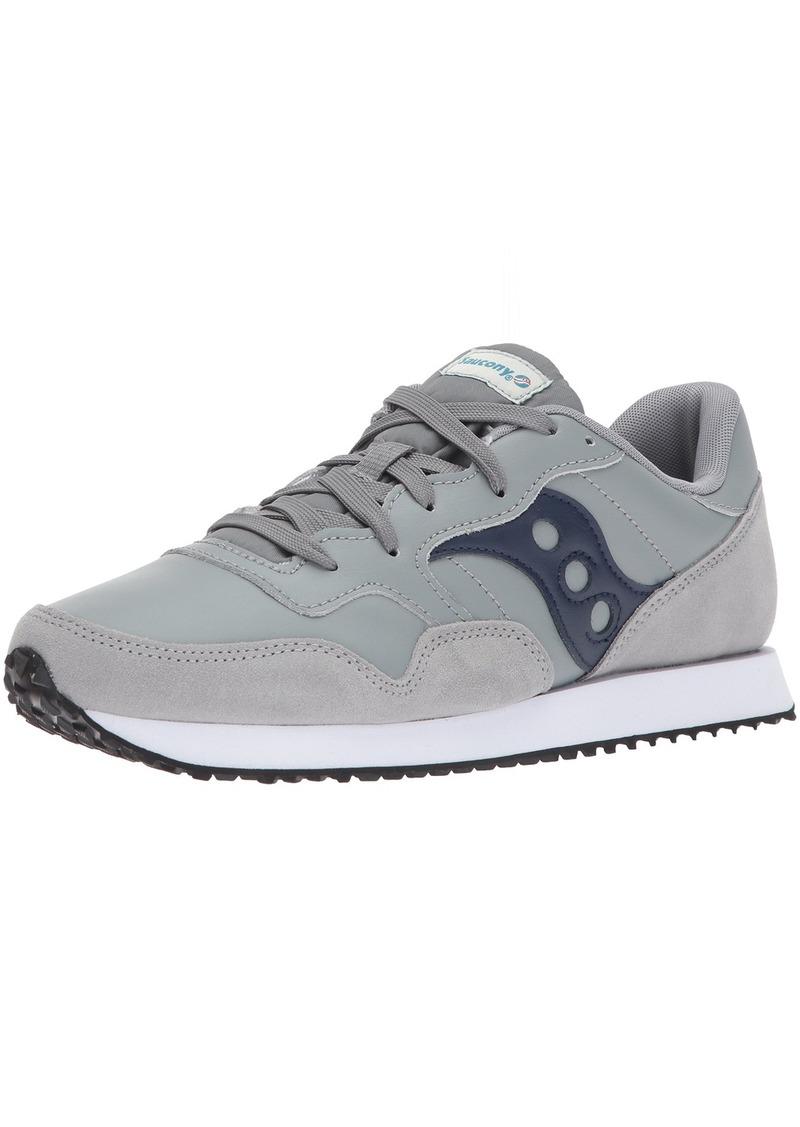 Saucony Originals Men's DXN Trainer CL Essential Sneaker   Medium US