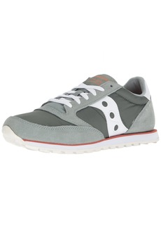 Saucony Originals Men's Jazz Low Pro Running Shoe   Medium US