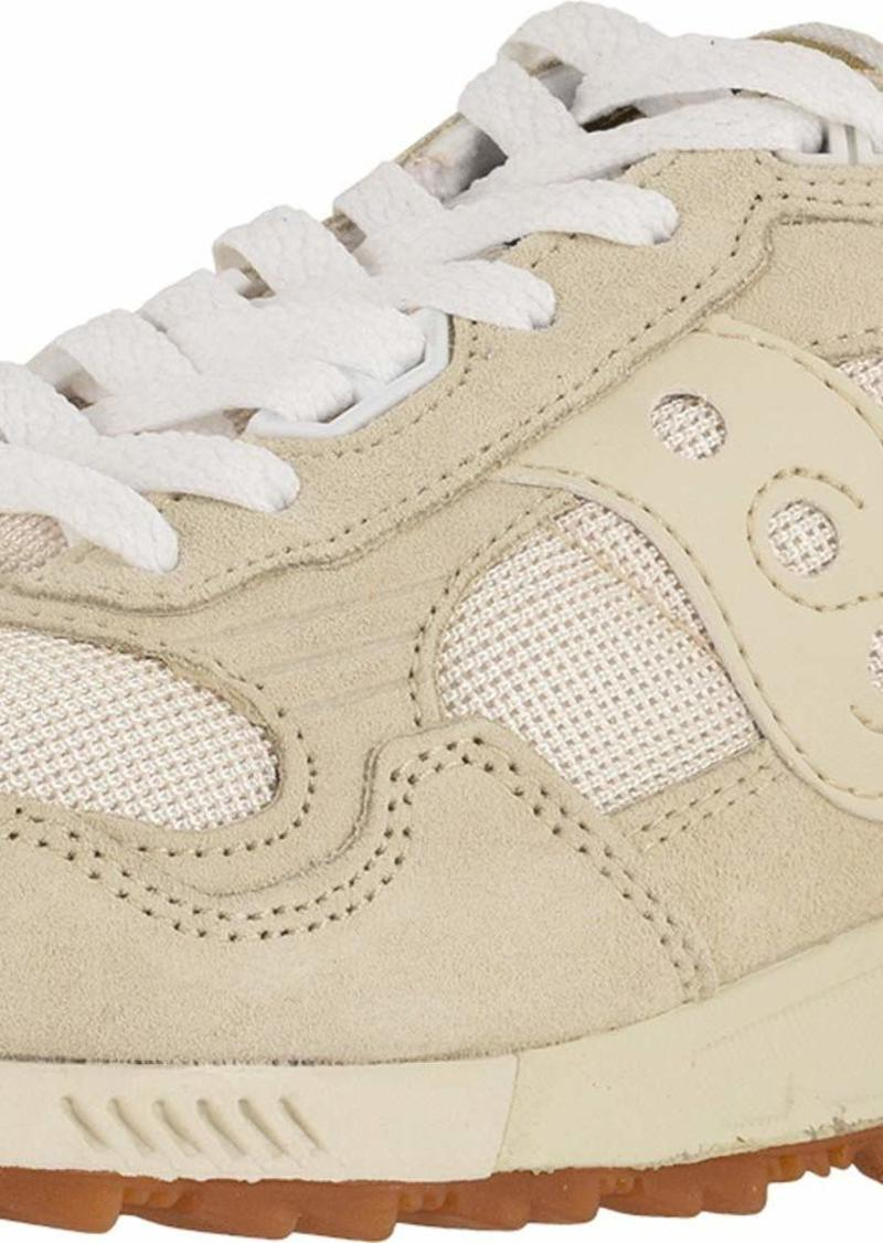 Saucony Originals Men's Shadow 5000 Sneaker tan/White 9 M US