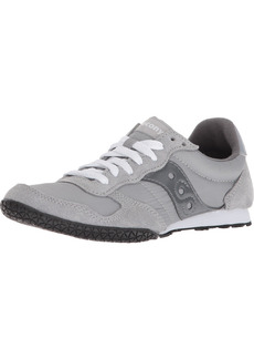 Saucony Originals womens Bullet Sneaker grey  Medium US