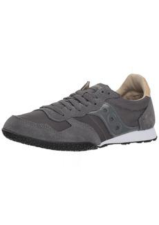 Saucony Originals Women's Bullet Sneaker Grey/tan  M US