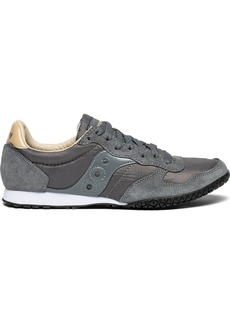 Saucony Originals Women's Bullet Sneaker Grey/tan  M US