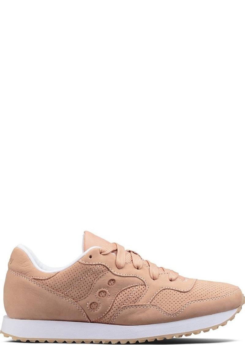 Saucony Originals Women's DXN Trainer CL Nubuck Sneaker   Medium US