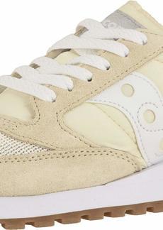 Saucony Originals Women's Jazz Original Vintage Sneaker White  M US