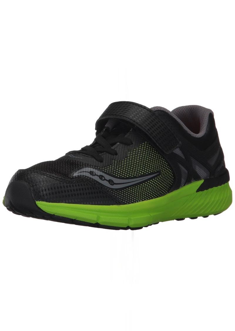 Saucony Velocity A/C Running Shoe (Little Kid)