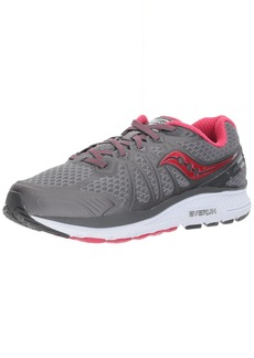 Saucony Women's Echelon 6 Running Shoe  10.5 Wide US