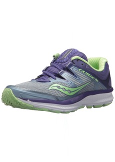 Saucony Women's Guide ISO Running Shoe   Medium US