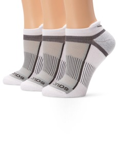 Saucony Women's Inferno Tab Socks  Basic  /Shoe Size 7-10 (Pack of 3)