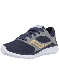 Saucony Women's Kineta Relay Denim Sneaker