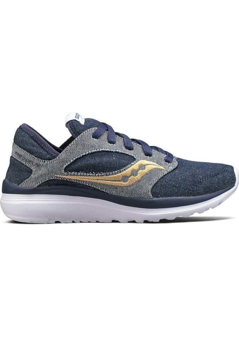Saucony Women's Kineta Relay Denim Sneaker