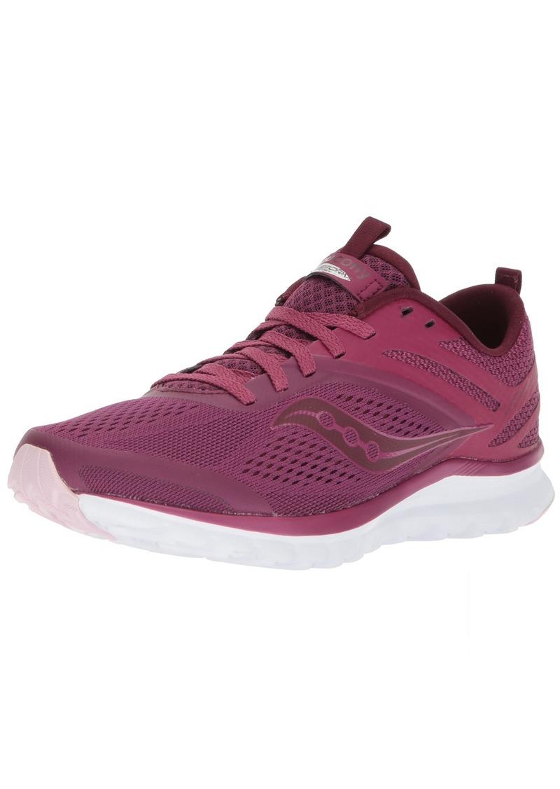 Saucony Women's Liteform Miles Running Shoe  9.5 Medium US