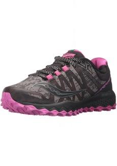 Saucony Women's Peregrine 7 Runshield Running Shoe  5.5 Medium US
