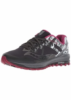 Saucony Women's Peregrine 8 ICE+ Sneaker   M US