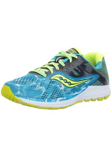 Saucony Women's Ride 10 Running Shoe   Medium US