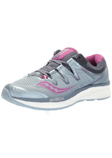 Saucony Women's Triumph ISO 4 Running Shoe  9 Wide US