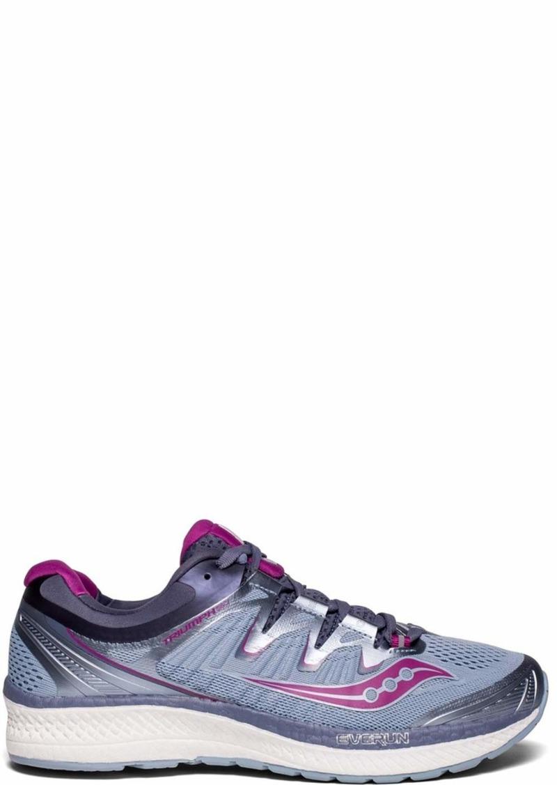 Saucony Women's Triumph ISO 4 Running Shoe   Medium US