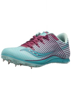 Saucony Women's Vendetta 2 Track and Field Shoe   Medium US