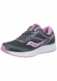 Saucony Women's VERSAFOAM Cohesion 12 Road Running Shoe   M US